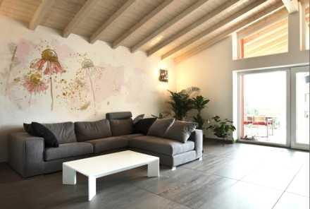 pitture e decorativi per interni - Decorazioni Per Pareti Soggiorno