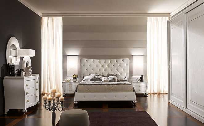 Moderne interni ville moderne interni idee arredamento - Tende per camera da letto matrimoniale immagini ...