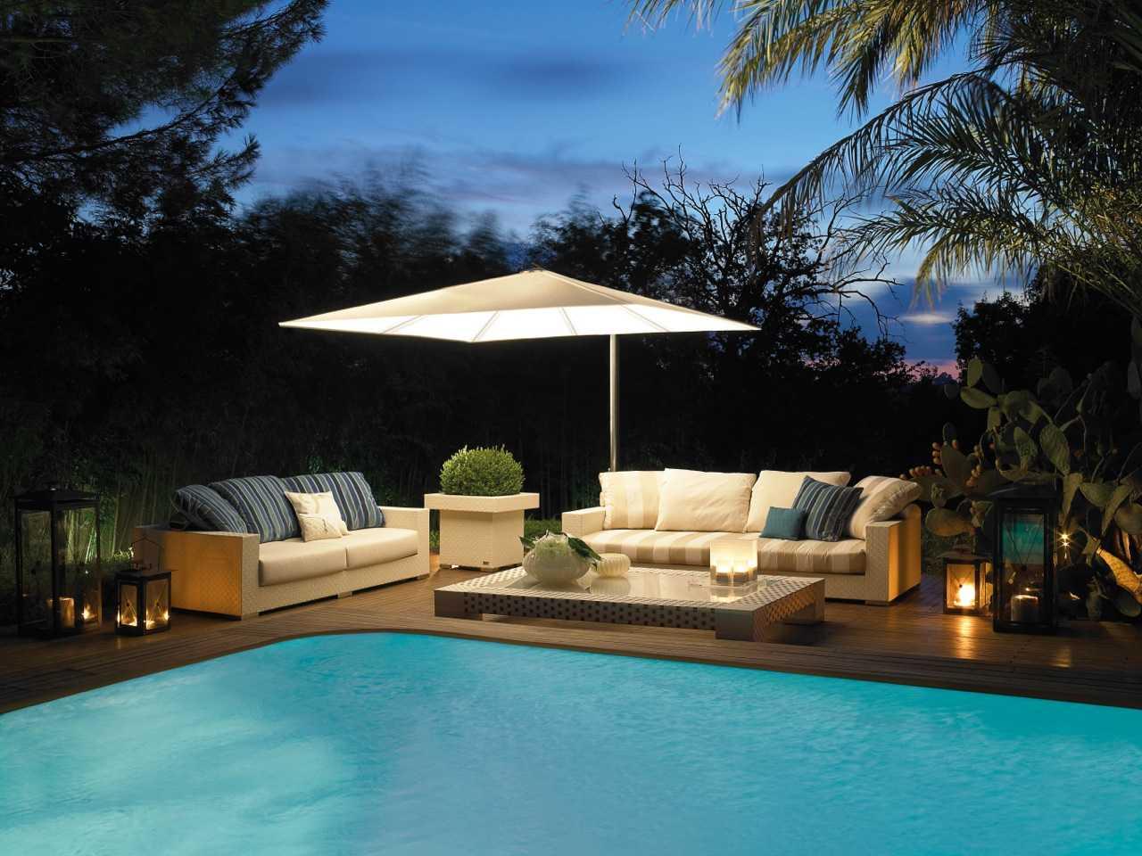Arredo giardino idee e consigli per l 39 arredo esterno for Mobili per terrazzi e giardini