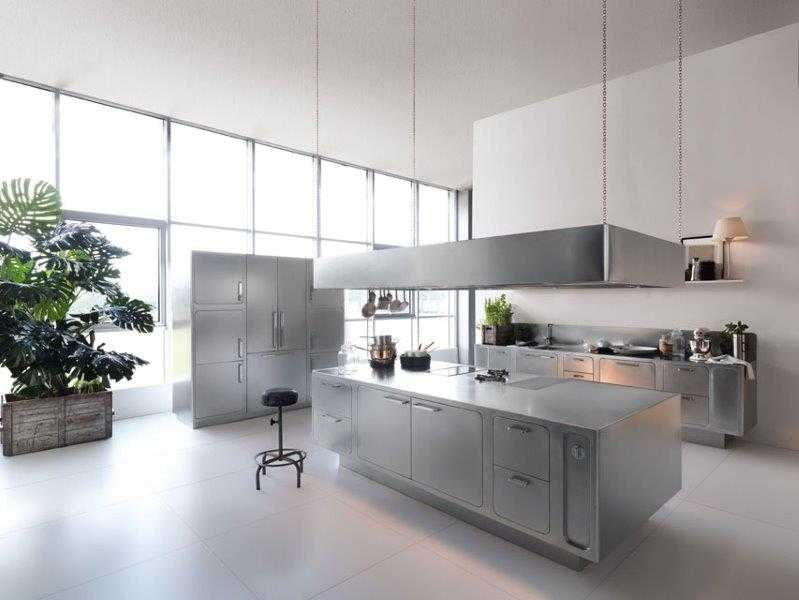 Concept Cucina Moderna Con Isola E Mobili Wenge Interior Design : Arredamento cucine idee e consigli per mobili cucina