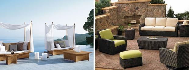 Mobili giardino e terrazzo for Mobili per terrazzi e giardini